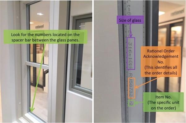 Window Detail Locator